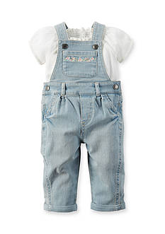 Carter's 2-Piece Top & Overall Set Baby/Infant Girl