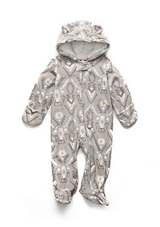 Carter's® Baby Bear Patterned Fleece Sherpa