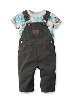 Carter's 2-Piece Tee & Overall Set Baby/Infant Boy