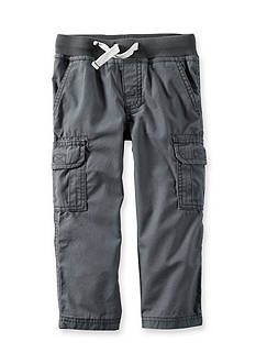 Carter's® Infant Gray Cargo Pants