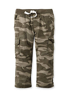 Carter's Infant Boys Camo Cargo Pants