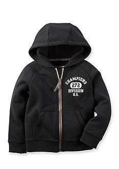 Carter's Fleece Zip-Up Hoodie