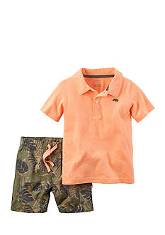 Carter's® 2-Piece Camo Short Set