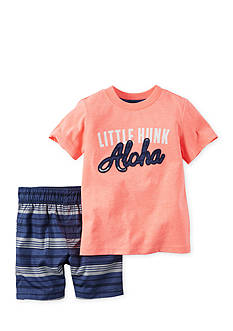 Carter's® 2-Piece Aloha Short Set