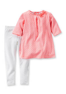 Carter's® Geo Tunic Shirt and Pants Set