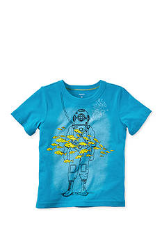 Carter's® Scuba Tee Toddler Boys