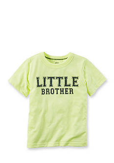 Carter's® 'Little Brother' Tee Toddler Boys