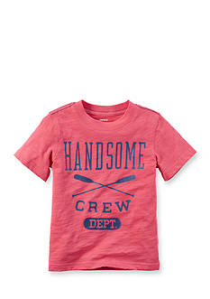 Carter's® 'Handsome Crew' Tee Toddler Boys