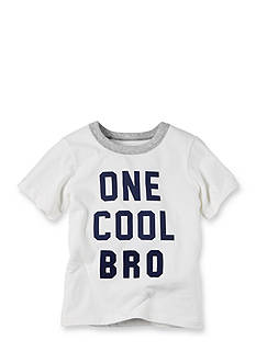 Carter's® 'One Cool Bro' Tee Toddler Boys