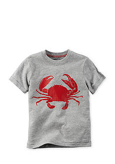 Carter's® Crab Graphic Tee Toddler Boys