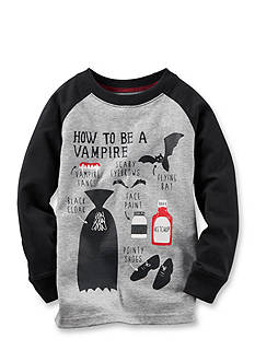 Carter's® How to Be a Vampire Tee Toddler Boys