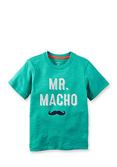 Carter's® Mr. Macho Graphic Tee Toddler Boys