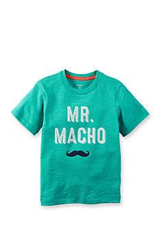 Carter's Mr. Macho Graphic Tee Toddler Boys