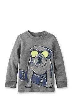 Carter's® Dog Graphic Tee Toddler Boys