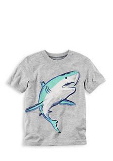 Carter's Shark Graphic Tee Toddler Boys