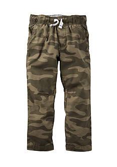 Carter's Camo Utility Pants Toddler Boys