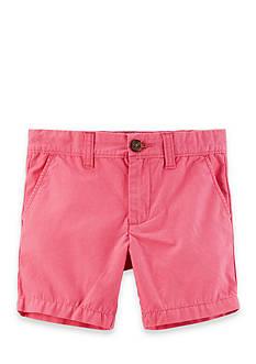 Carter's Flat-Front Shorts Toddler Boys