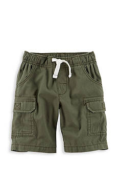 Carter's Pull-On Cargo Shorts Toddler Boys