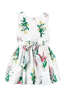 Carter's® Floral Dress Toddler Girls