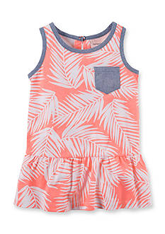 Carter's® Printed Palm Tunic Toddler Girls