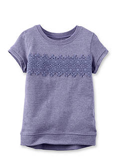 Carter's Lace Top Toddler Girls