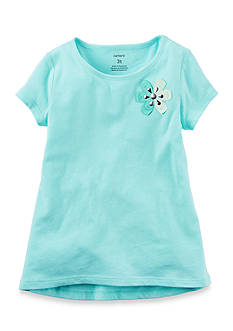 Carter's Flower Tunic Top Toddler Girls
