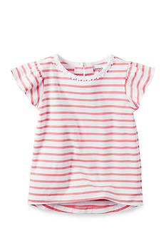 Carter's Striped Tee Toddler Girls