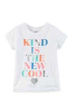 Carter's 'Kind is Cool' Tee Toddler Girls