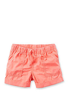 Carter's® Woven Color Shorts Toddler Girls