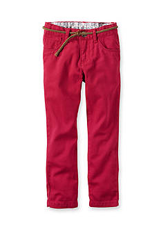 Carter's® Twill Pants Toddler Girls