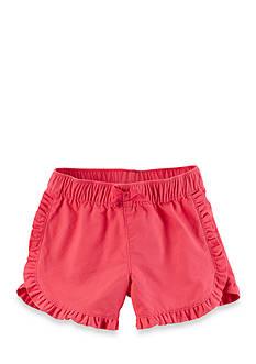 Carter's Ruffled Shorts Toddler Girls