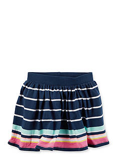 Carter's Stripe Knit Scooters Toddler Girls