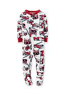 Carter's® 1-Piece Snug Fit Footed Pajamas
