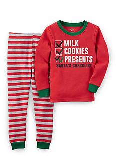 Carter's 2-Piece Snug Fit Christmas Pajamas