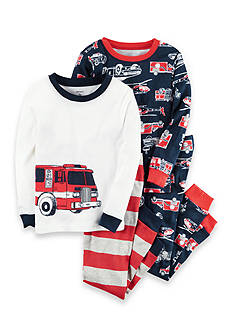 Carter's 4-Piece Snug Fit Cotton PJs