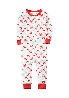 Carter's 1-Piece Snug Fit Cotton Footless Pajamas
