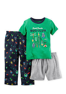 Carter's® 3-Piece Bug Pajama Set