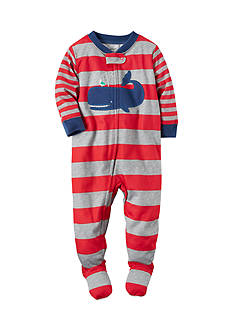 Carter's Whale Zip-Up Sleep & Play