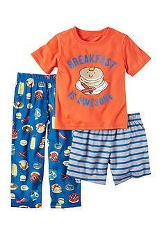 Carter's 3-Piece Jersey Pajamas