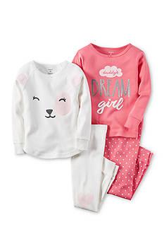 Carter's 4-Piece Snug Fit Cotton Pajamas