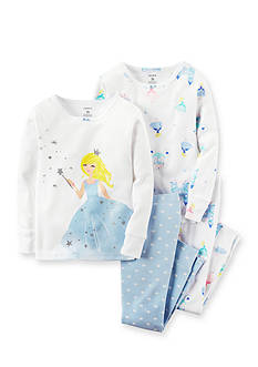 Carter's 4-Piece Snug Fit Cotton Pajamas