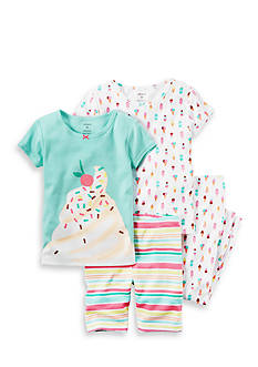 Carter's 4-Piece Ice Cream Pajamas