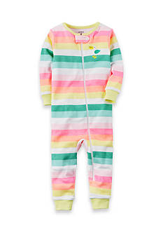 Carter's 1-Piece Snug Fit Cotton Footless Bodysuit