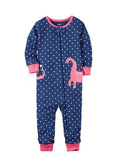 Carter's® Dinosaur Zip-Up Sleep And Play