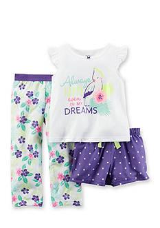 Carter's 3-Piece Happy Dreams Pajama Set