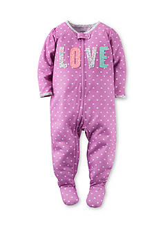 Carter's 1-Piece Snug Fit Cotton Pajamas