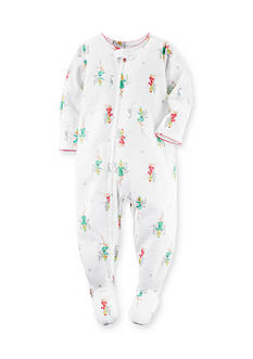 Carter's 1-Piece Snug Fit Footed Pajamas