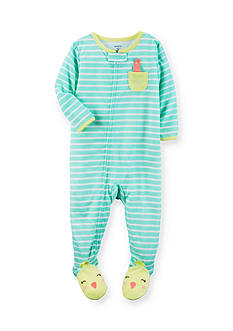 Carter's Cotton Zip-Up Sleep and Play
