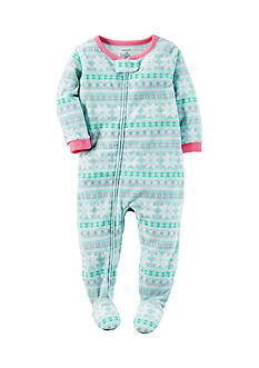 Carter's Fairisle Onesie Sleepwear