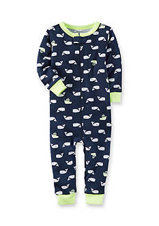 Carter's 1-Piece Snug Fit Cotton Footless Pajamas Toddler Boys